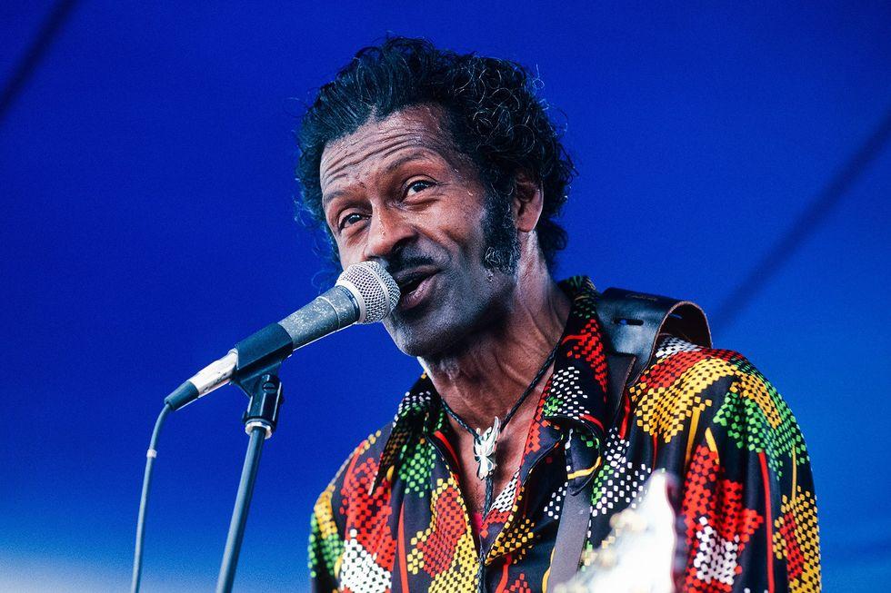 È morto Chuck Berry: le 10 canzoni indimenticabili