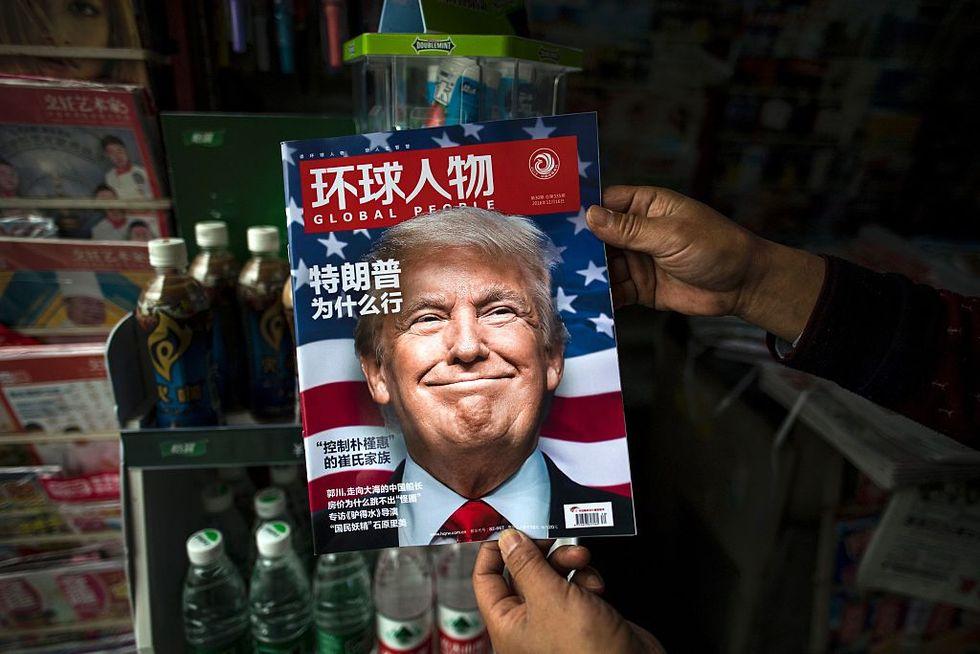 Cina-trump