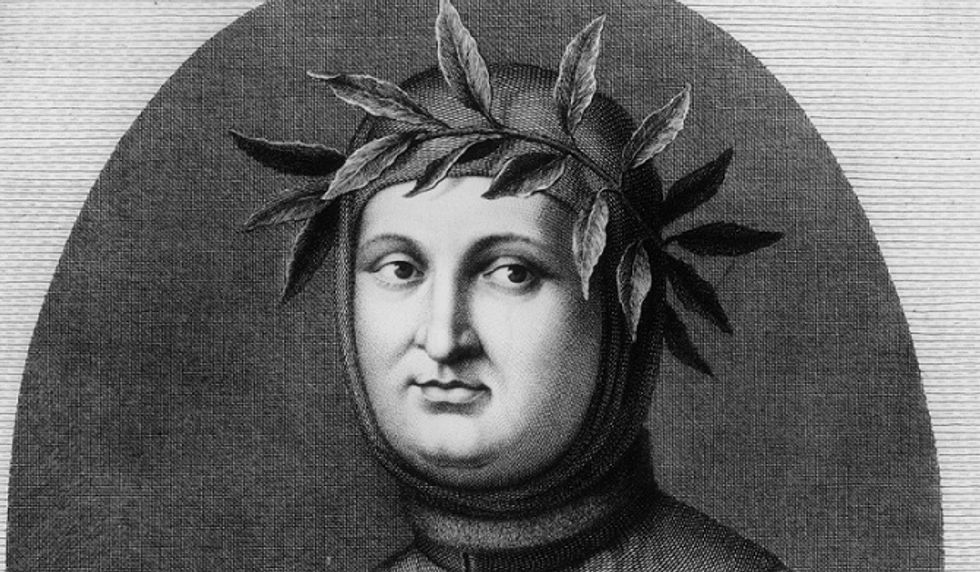 Happy birthday, Mr. Petrarch!