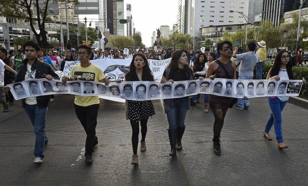 La svolta nell'inchiesta sugli studenti scomparsi in Messico