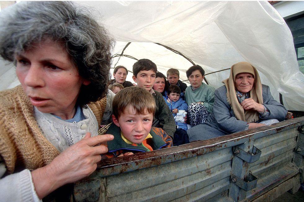 I serbi-kosovari vogliono ricongiungersi a Belgrado