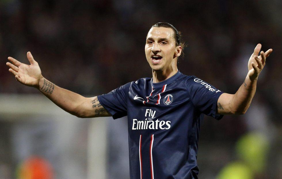 Perché Ibrahimovic può dire addio a Parigi