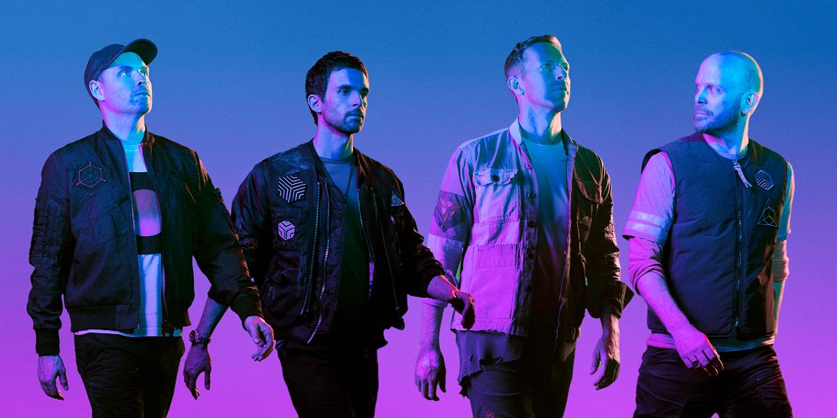 Coldplay: Music of The Spheres ha ben poco di stellare