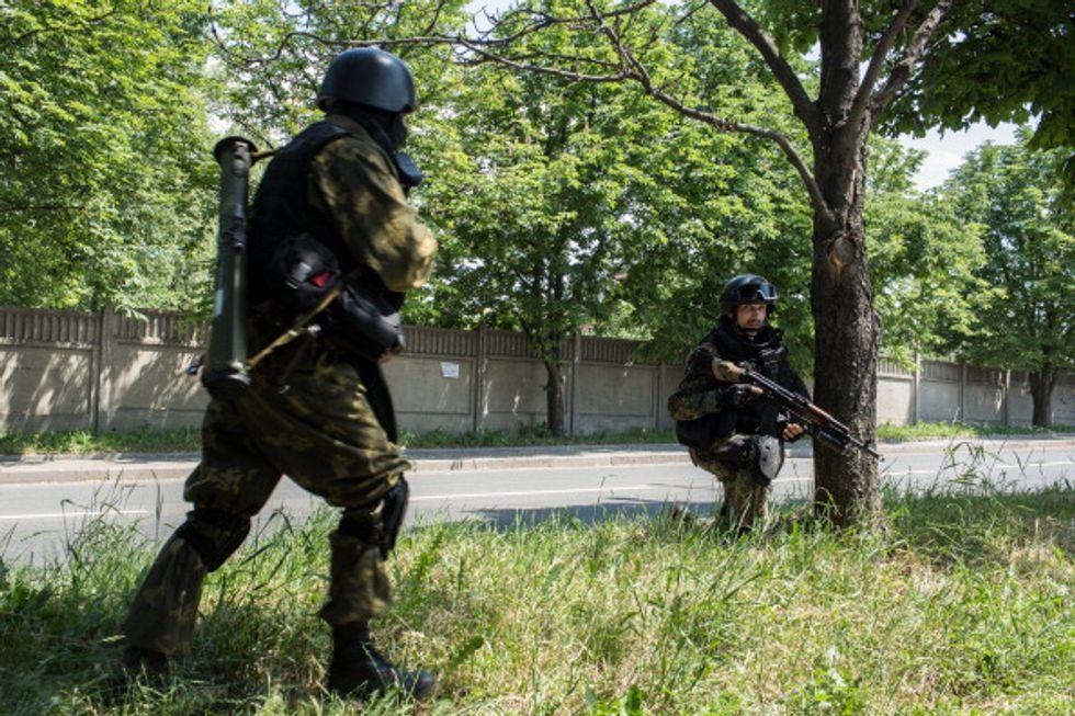 Ucraina, la guerra civile non si arresta