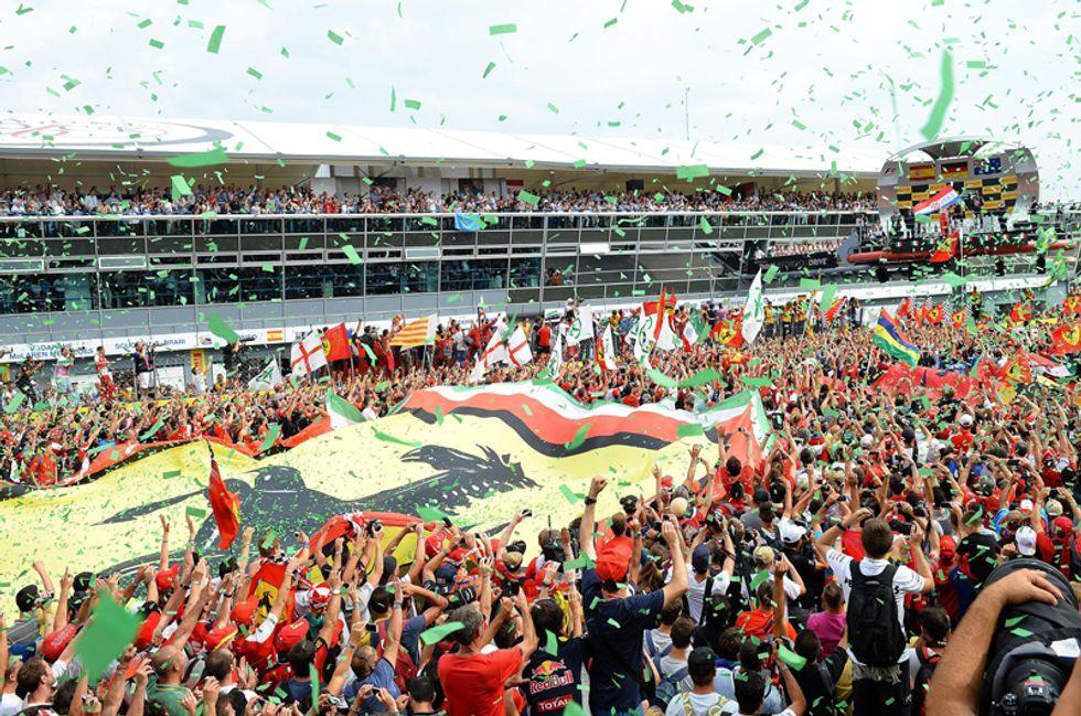 GP di Monza - La guida