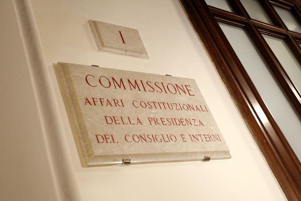 commissione affari-costituzionali