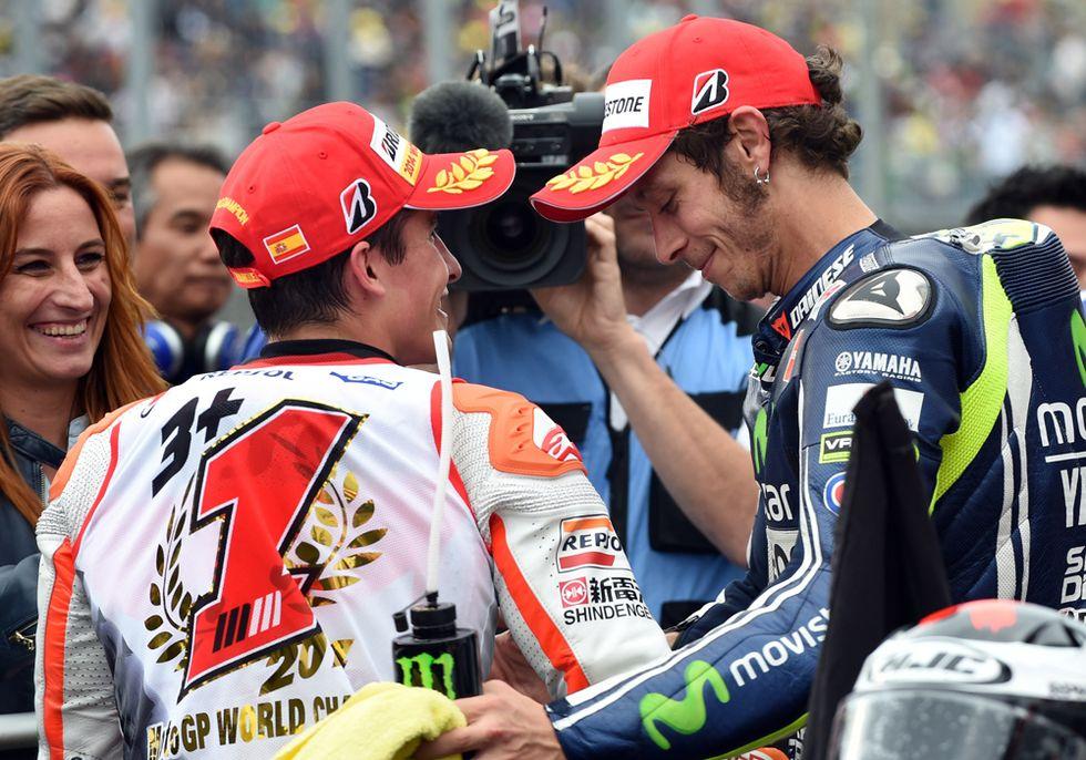 Giappone: per Rossi 10° podio stagionale
