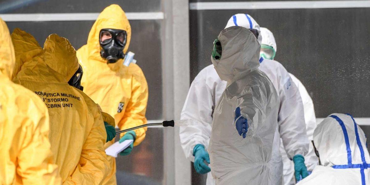 La classifica dei paesi a rischio Coronavirus: Italia 19^