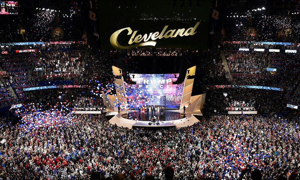 Convention Repubblicana Cleveland