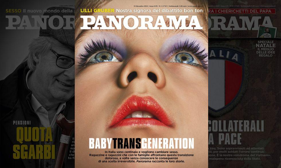 copertina Panorama 19 dicembre 2018