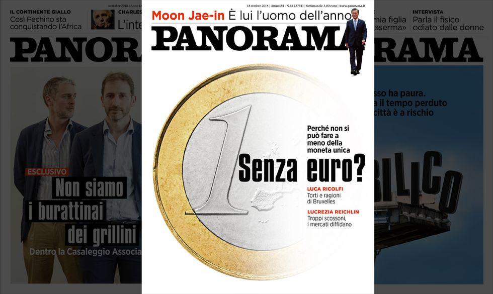 COPERTINA PANORAMA n. 44 2018