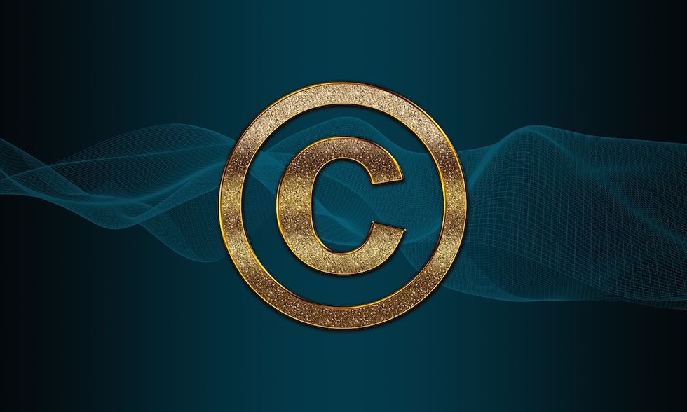 copyright italia maggio 2019