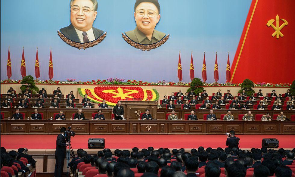 Corea del Nord, congresso del partito dei lavoratori