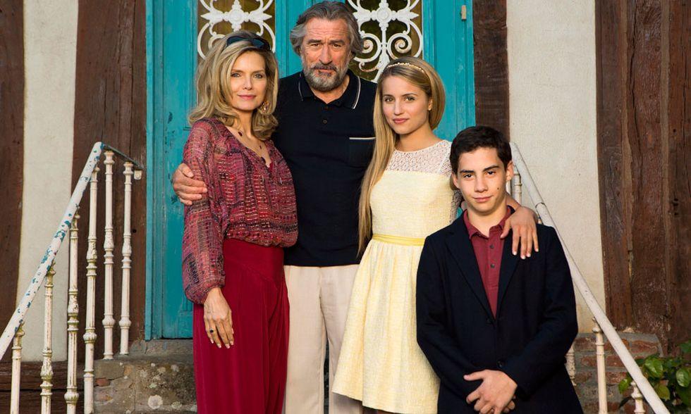 Cose nostre - Malavita, il nuovo film di Luc Besson - Trailer italiano