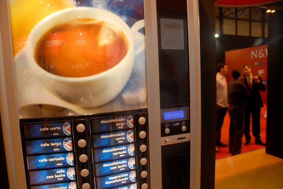Pausa caffé più cara con le le nuove imposte