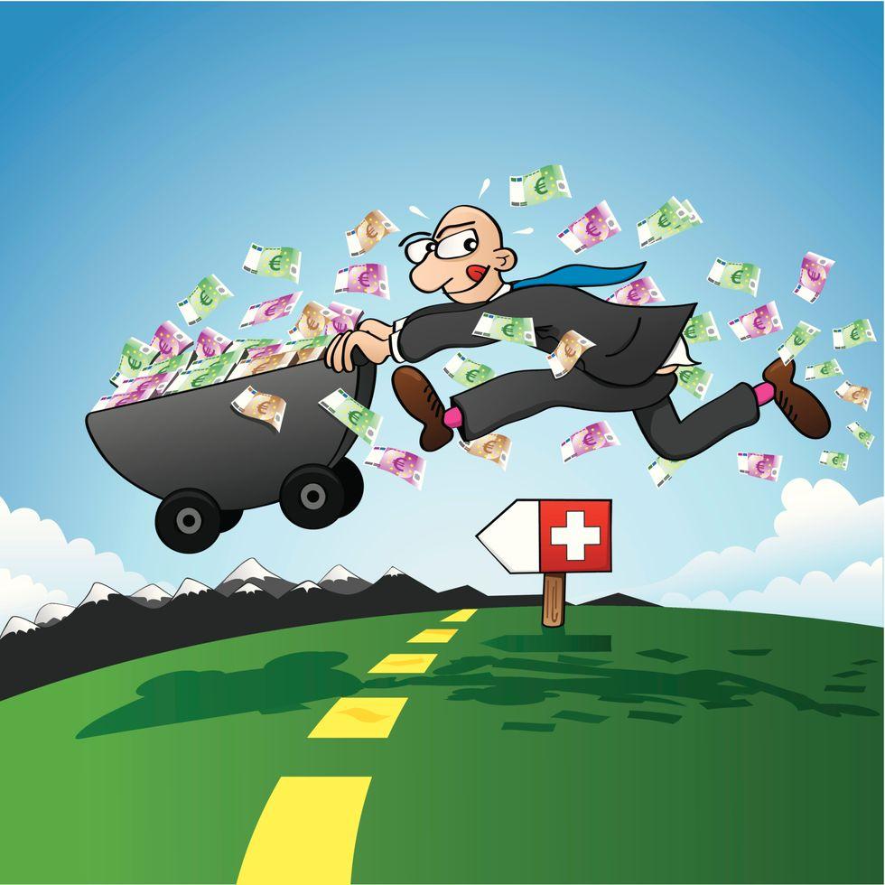 Come far rientrare i capitali dalla Svizzera... con lo sconto