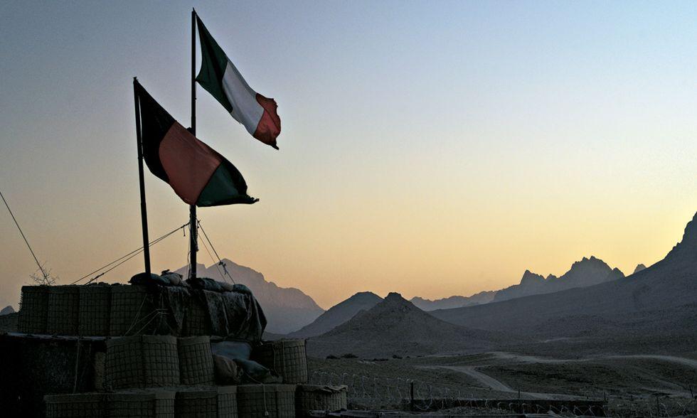 Afghanistan. Addio, mia guerra, addio