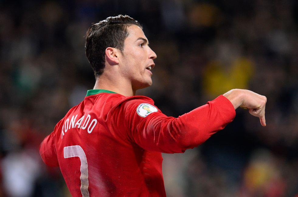 Il mondo ai piedi di Ronaldo