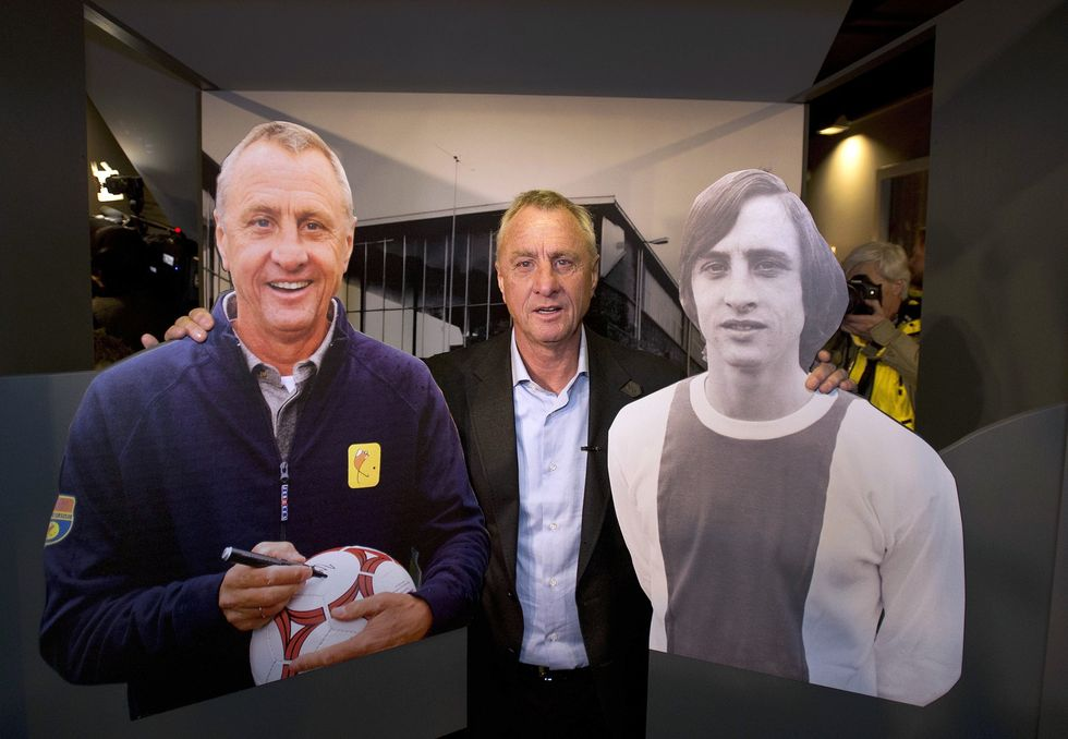 Shock nel mondo del calcio: Johann Cruijff ha un cancro ai polmoni
