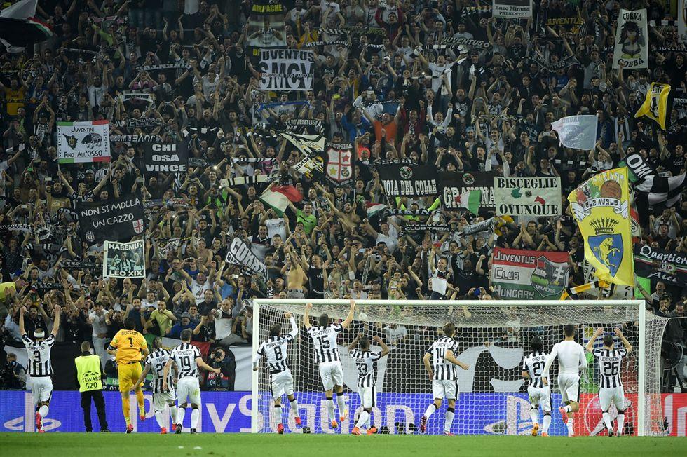 Juventus Stadium: sospesa la chiusura delle curve