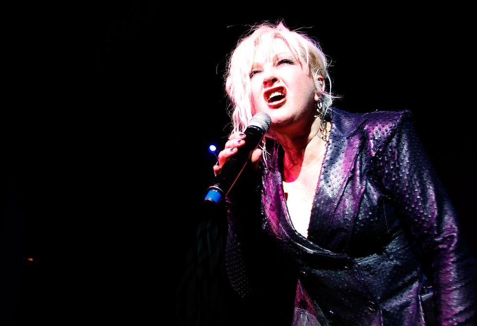 Cyndi Lauper live a Roma e Torino: le 10 canzoni più belle