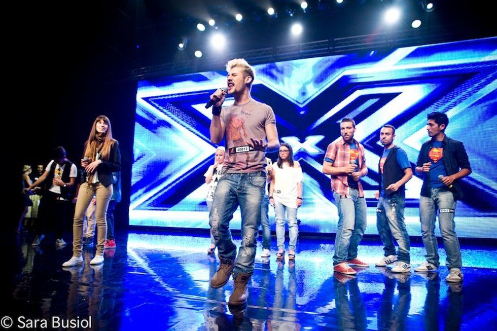 X Factor 6. Il ritratto dei concorrenti agli Home Visit