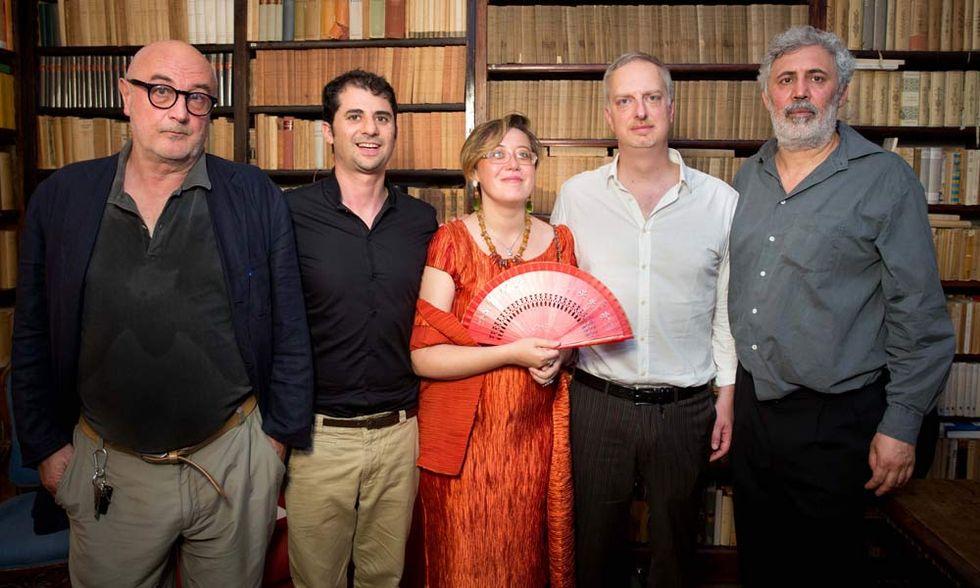 Premio Strega 2014, la cinquina dei finalisti