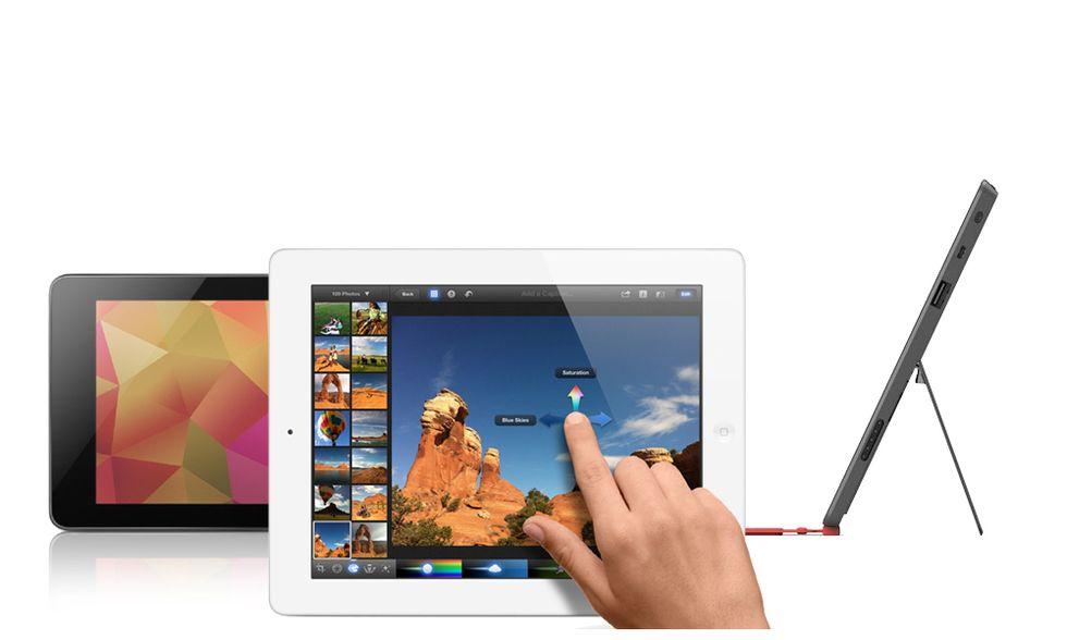 Nexus 7, Surface, iPad: qual è il tablet migliore?