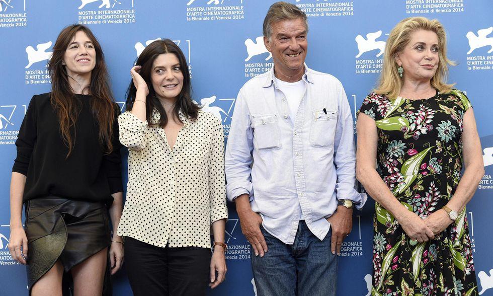 A Venezia 3 coeurs, melodramma disarmonico con Charlotte Gainsbourg e Chiara Mastroianni