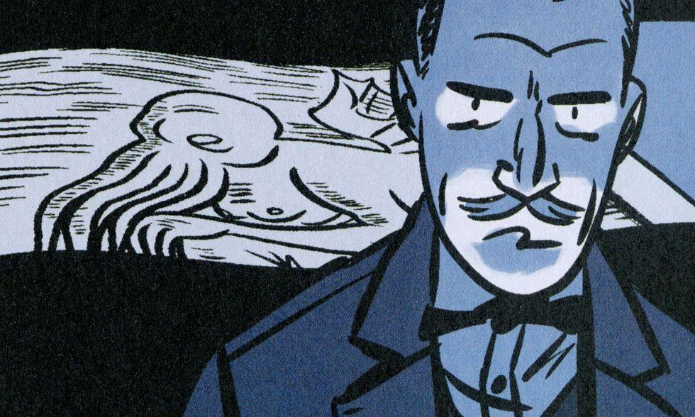 7 fumetti ispirati a Lovecraft