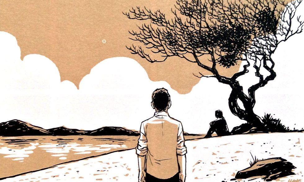 6 romanzi a fumetti sotto l'ombrellone