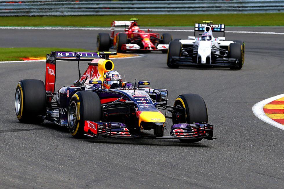 F1, Gp del Belgio: i top e i flop