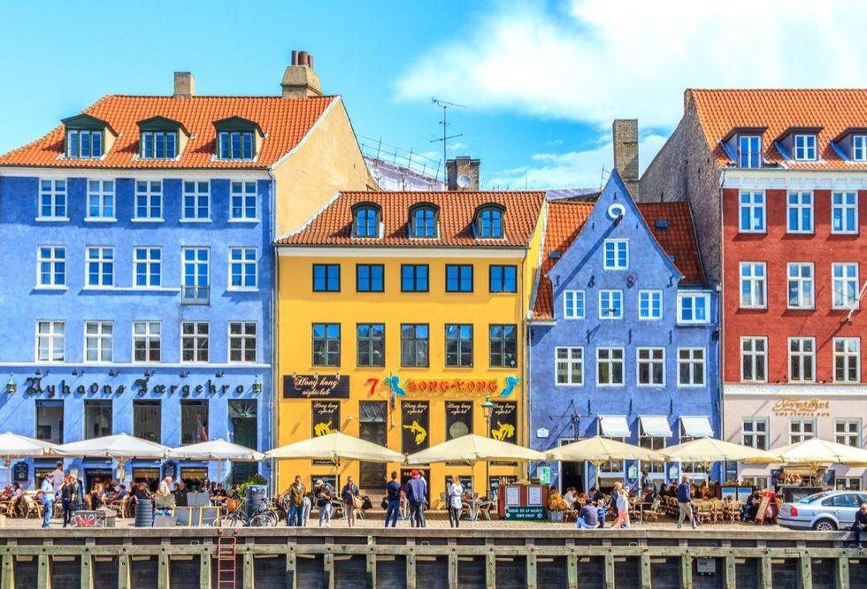 Danimarca, Copenhagen