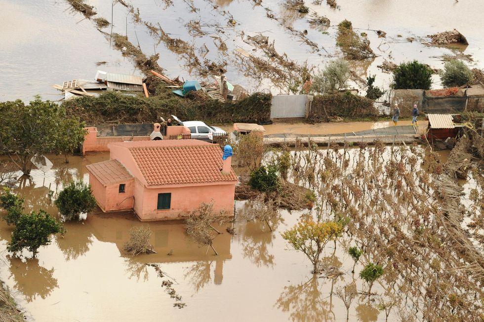 Alluvione Sardegna: i politici sapevano. Ecco le carte