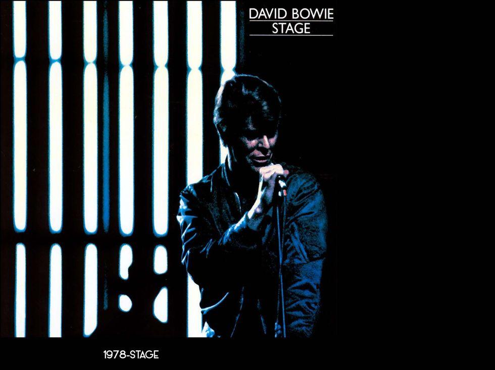 David Bowie, Stage: un live bellissimo e sottovalutato da riscoprire in vinile