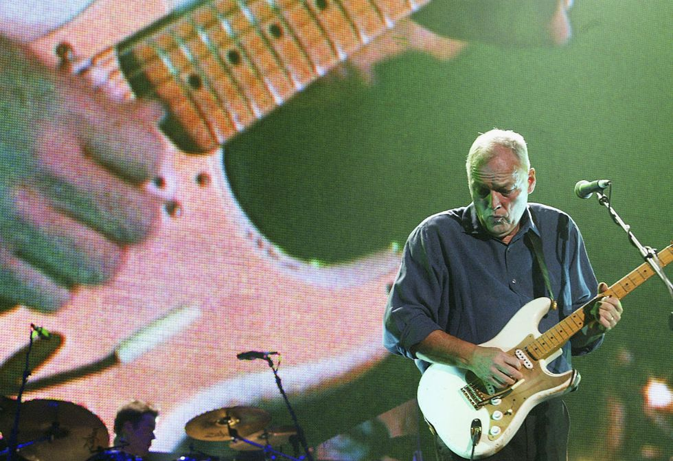 David Gilmour a Roma: la scaletta e le informazioni sul Circo Massimo