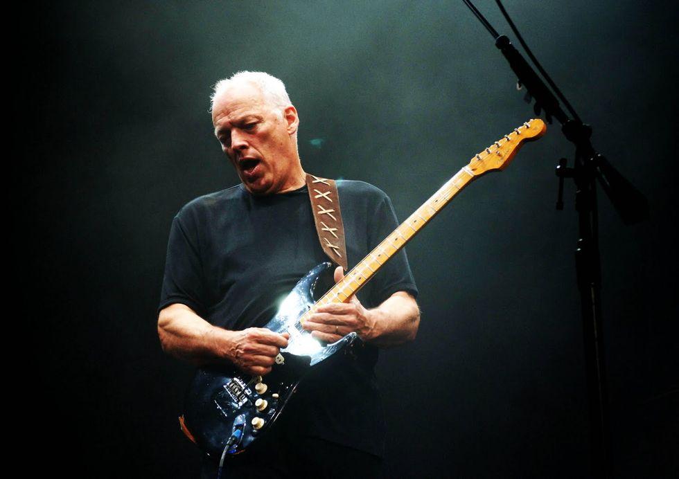 David Gilmour: due concerti al Circo Massimo di Roma