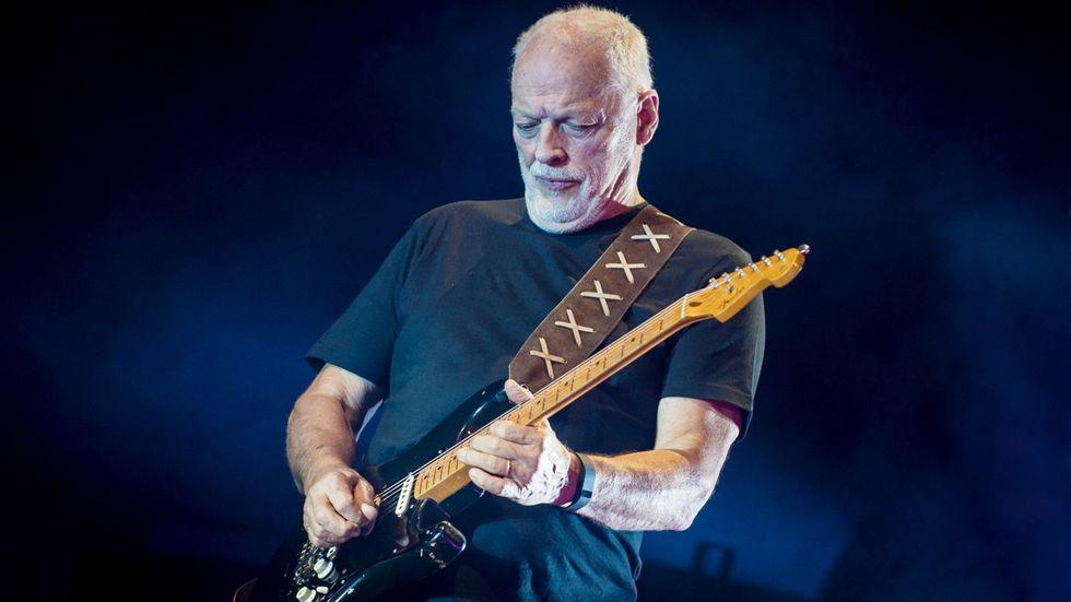 David Gilmour imperatore al Circo Massimo - Recensione, scaletta e video