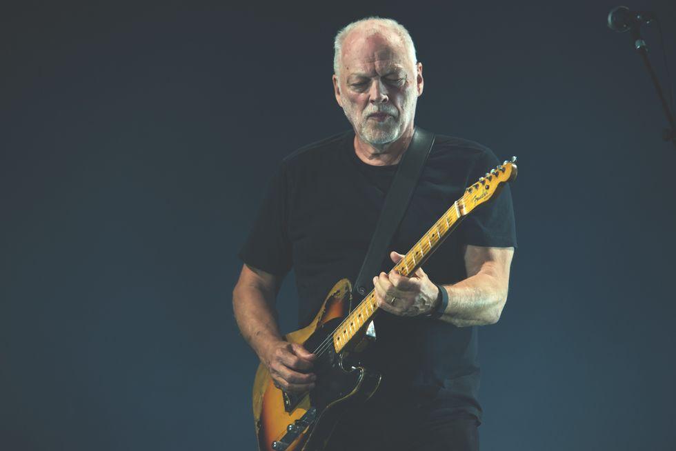 David Gilmour incanta Pompei dopo 45 anni - La scaletta e i video