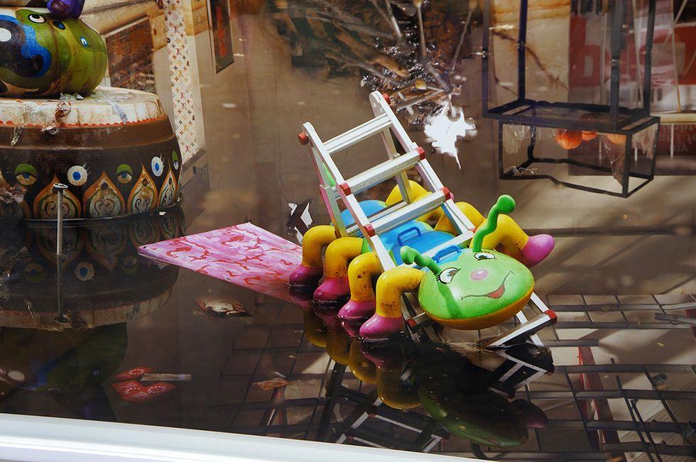 Arte, l'arte contemporanea distrutta da LaChapelle