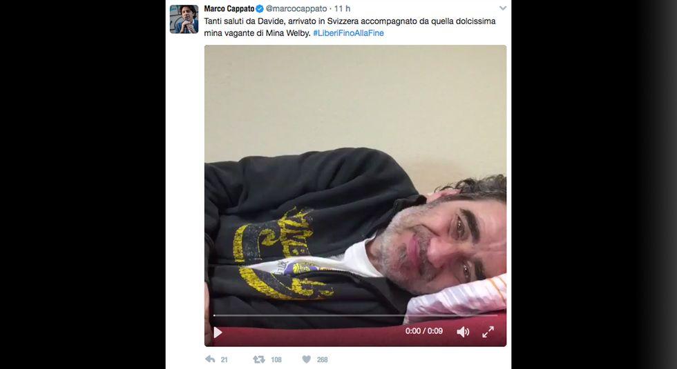 Eutanasia: un altro italiano è andato in Svizzera a morire