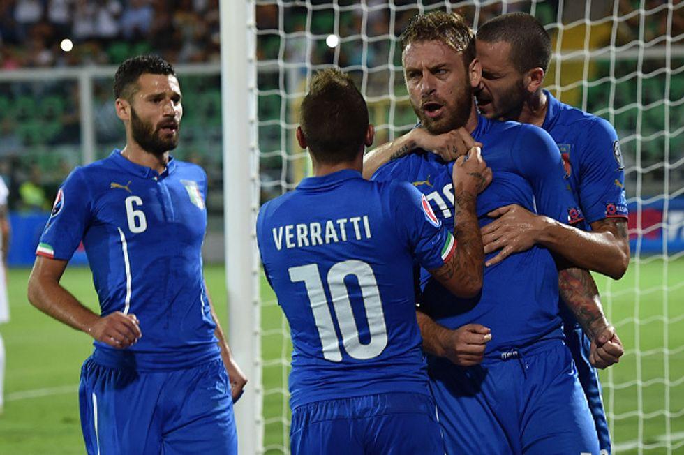 Italia a un passo dall'Europeo: ecco cosa va (e cosa no)