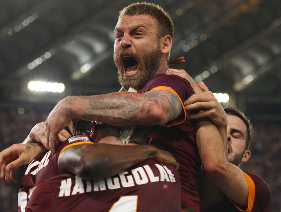 Serie A: De Rossi il più pagato di un Campionato in recessione