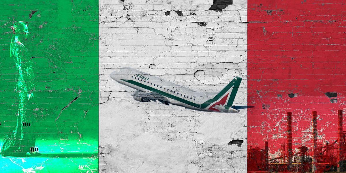 declino italia
