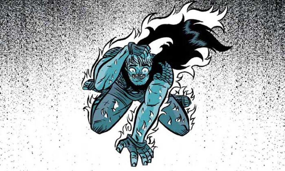 L'Eroe II: il mito a fumetti è servito