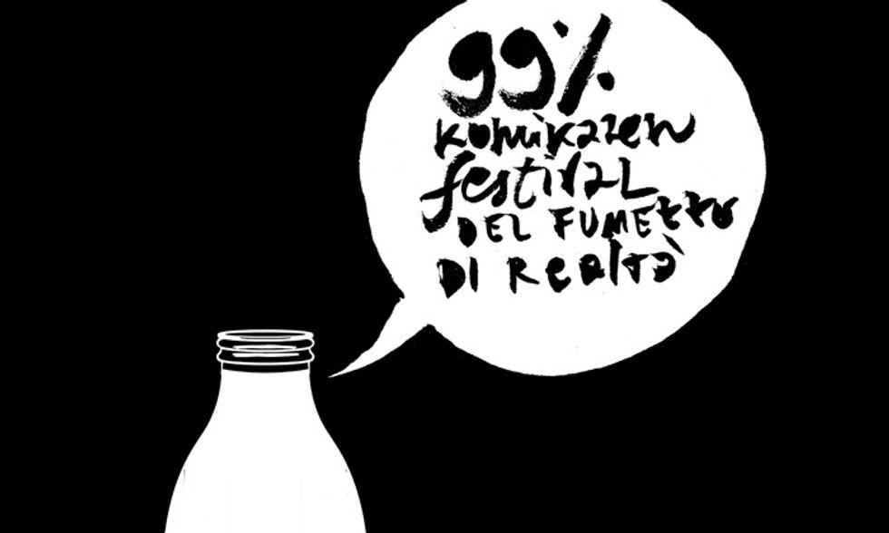 Komikazen 99%: il fumetto di realtà diventa realtà