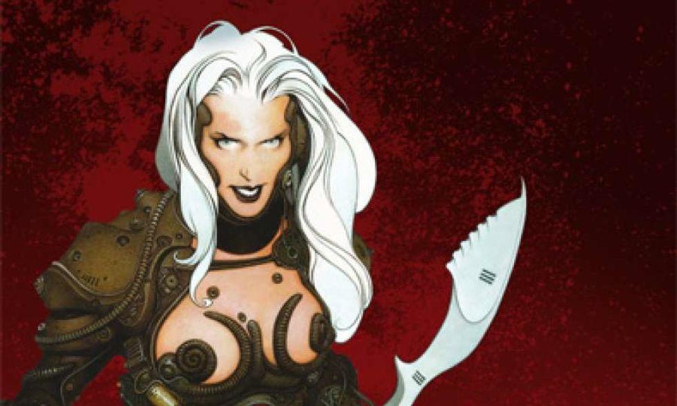 'Asteroide urlante': visioni apocalittiche a fumetti