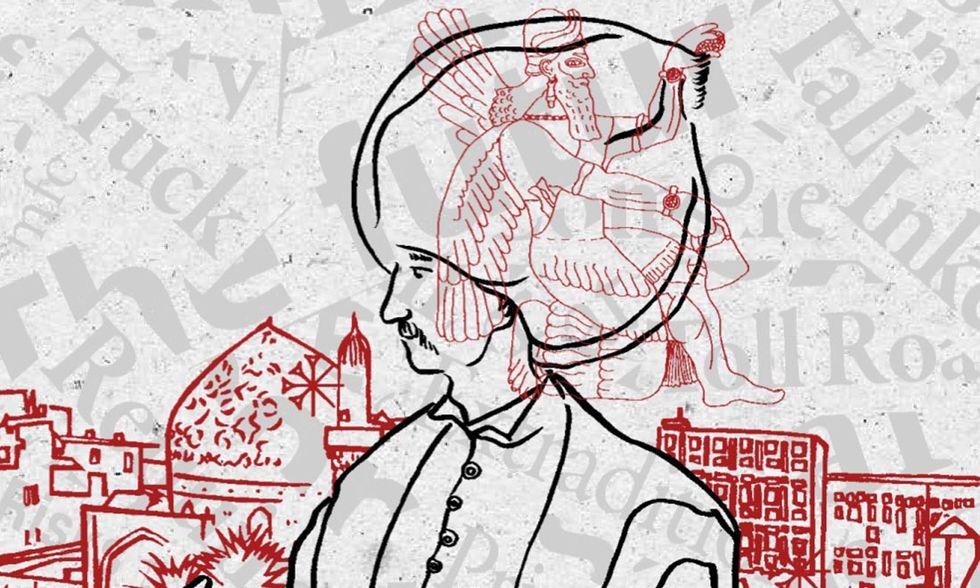 'Fedele alla linea': il giornalismo disegnato di Gianluca Costantini