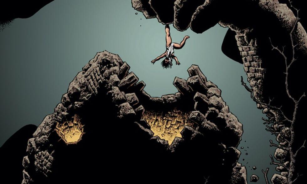 Orrore d'autore a fumetti: 'Ragemoor' di Corben e Strnad