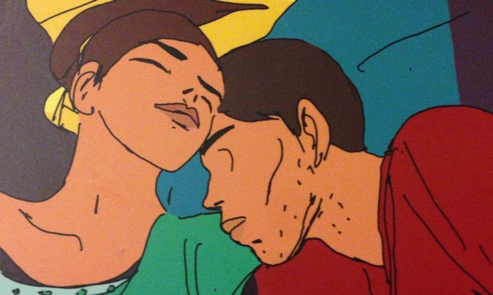 Fumetti - Uomo e donna 'Veri amici'?